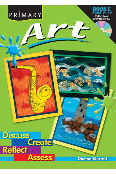 Primary Art - Book E: Ages 9-10
