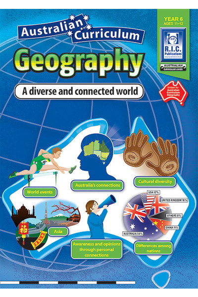 Australian Curriculum Geography - Year 6
