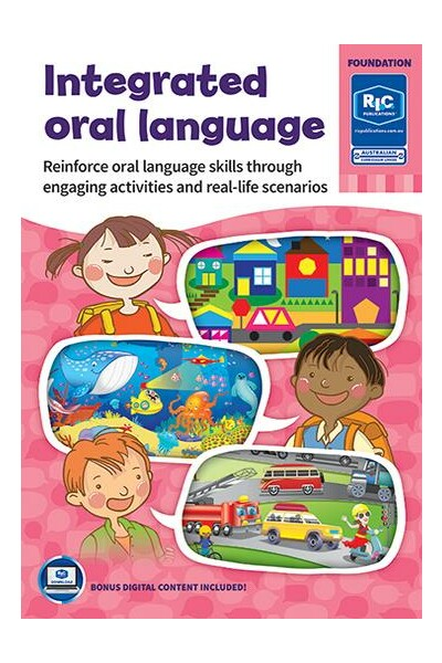 Integrated Oral Language - Foundation