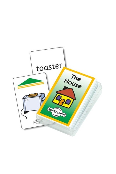 The House – Chute Cards