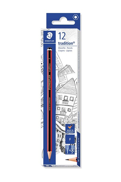 Staedtler - Tradition Pencils (Pack of 12): B