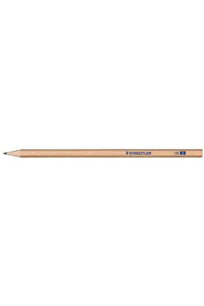Staedtler Natural Lead Pencil - 130: HB (Box of 12)