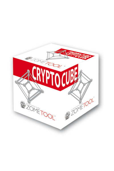 Zometool - Artist Series: The Cryptocube