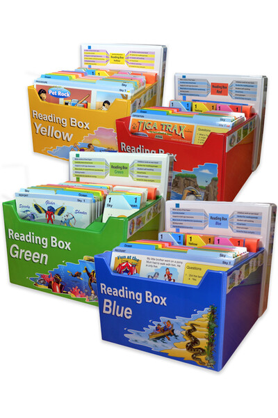 Reading Box Bundle