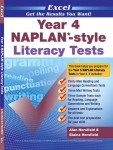 Excel - Year 4 - NAPLAN Style - Literacy Tests