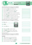 Excel - Year 4 - NAPLAN Style - Literacy Tests - Sample Pages - 4