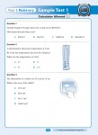 Excel - Year 6 - NAPLAN Style - Numeracy Tests - Sample Pages - 8