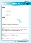 Excel - Year 9 - NAPLAN Style - Numeracy Tests - Sample Pages - 11