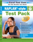 Excel Test Zone - NAPLAN-style - Year 9 - Test Pack
