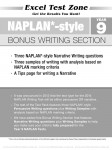 Excel Test Zone - NAPLAN-style - Year 9 - Test Pack - Sample Pages - 18