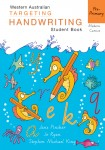 Targeting Handwriting WA - Student Book: Pre-Primary