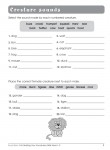 Excel Basic Skills - Building Your Vocabulary Skills Years 1–2 - Sample Pages 4