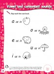 Excel Early Skills - English Book 6 Beginning, Ending and Vowel Sounds - Sample Pages 4