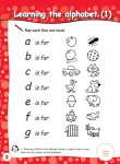 Excel Early Skills - English Book 7 Learning The Alphabet - Sample Pages 4