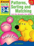 Excel Early Skills - Maths Book 1 Patterns, Sorting and Matching