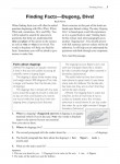 Excel Basic Skills - Comprehension and Written Expression Year 4 - Sample Pages 3
